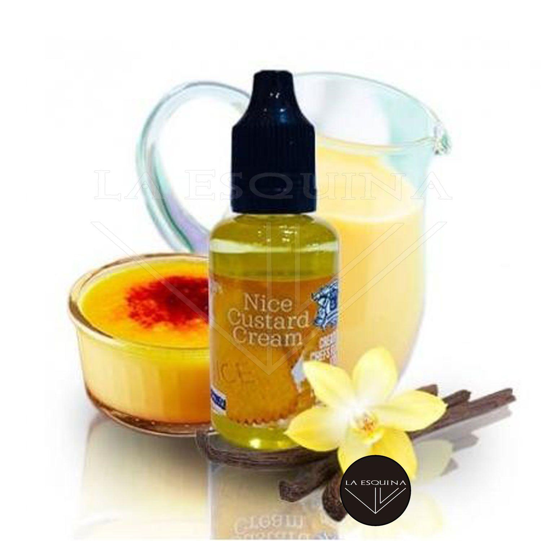 Aroma CHEFS FLAVOURS Nice Custard Cream 30ml