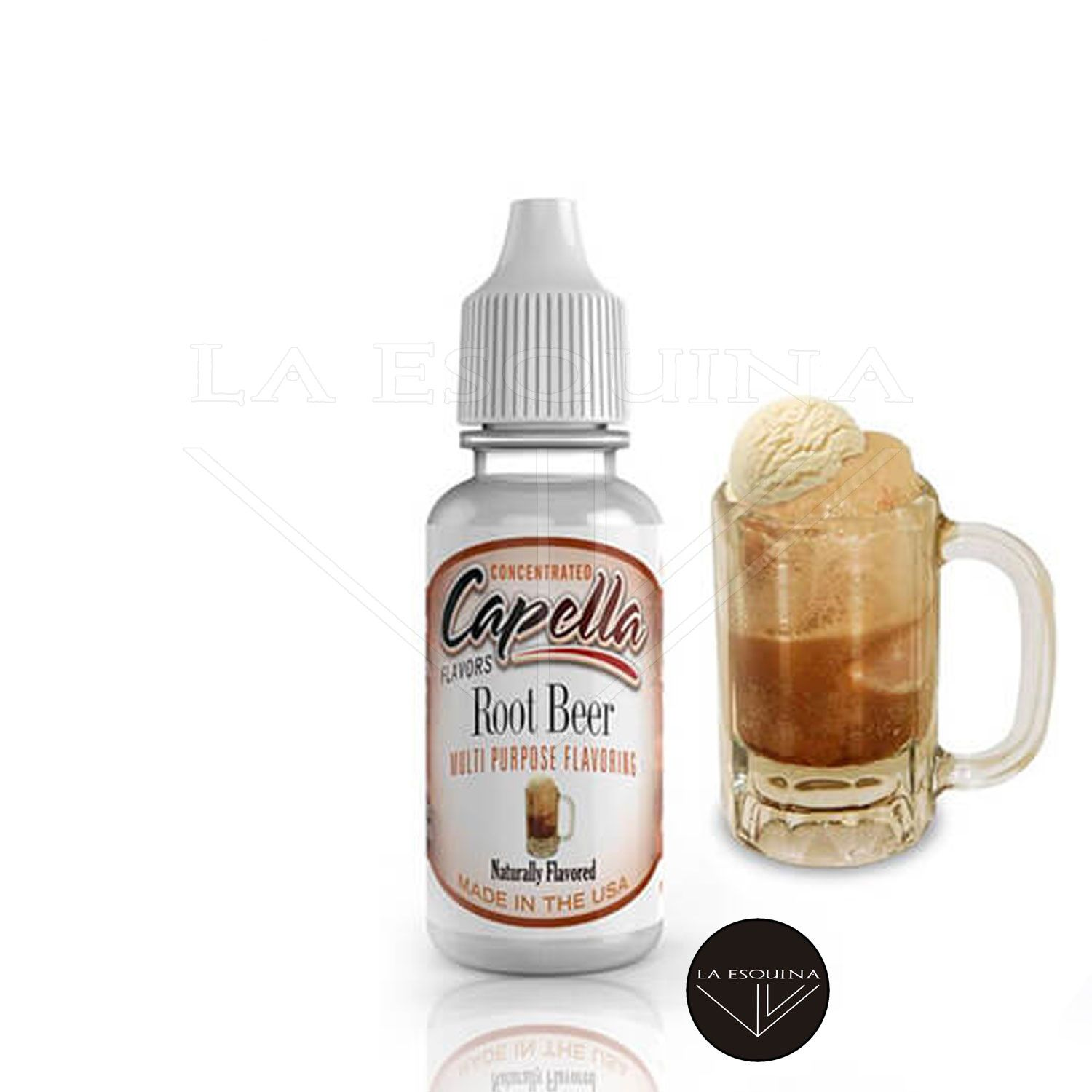 Aroma CAPELLA Root Beer 13ml