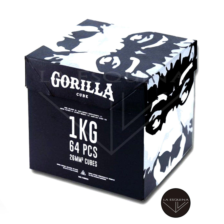Carbones GORILLA 1 kg