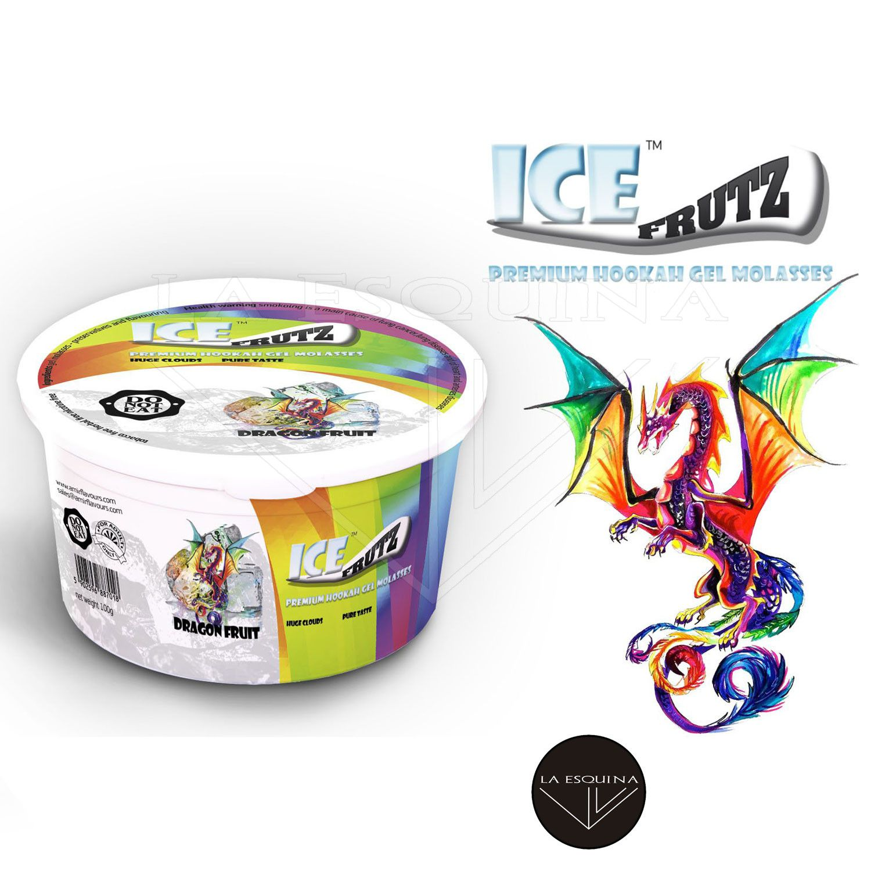 Gel ICE FRUTZ – 100 g. – Dragon Fruit