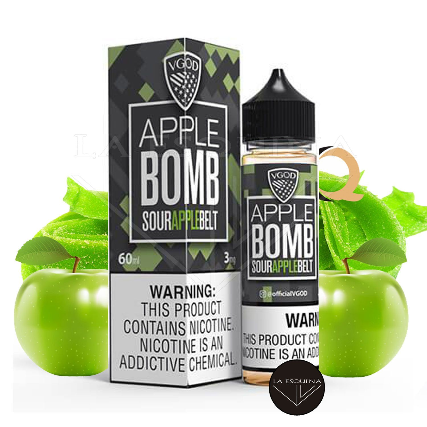 VGOD Apple Bomb 50ml