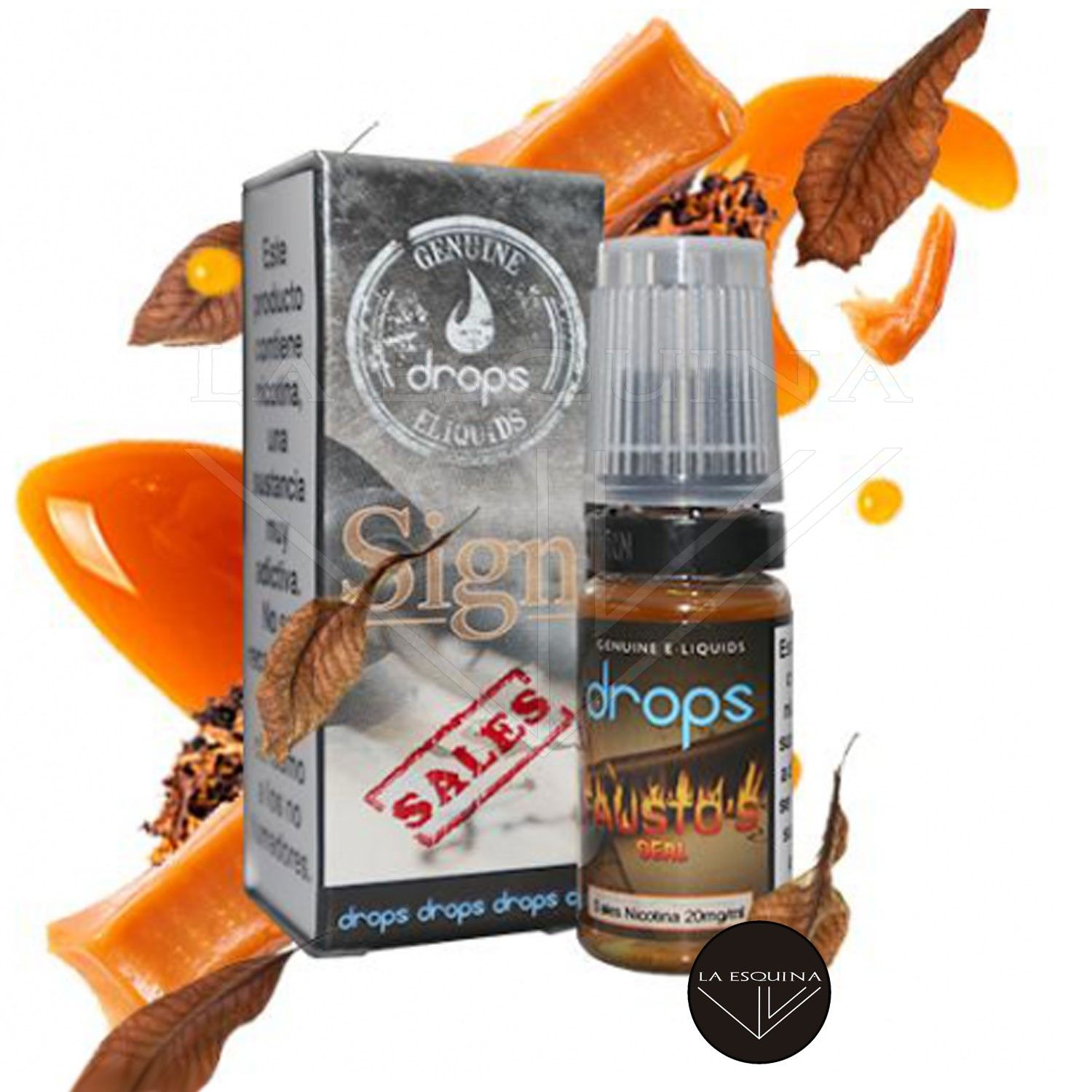 Sales DROPS Fausto's Deal 10 ml