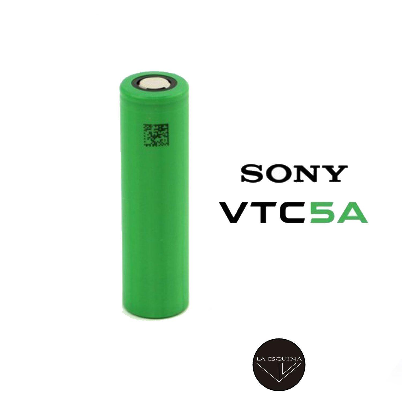 Batería SONY 18650 VTC5 35A – 2600 mAh
