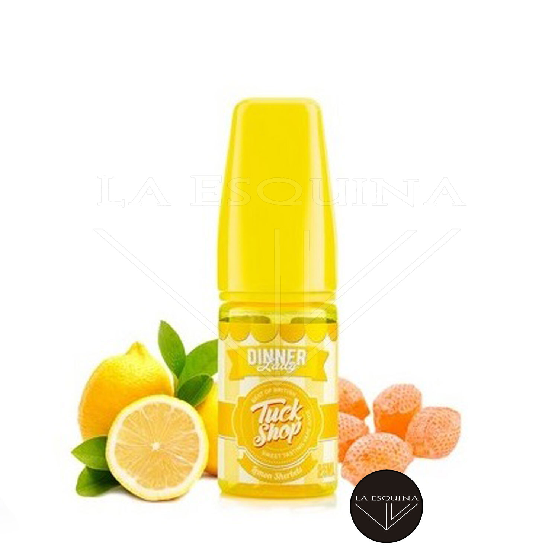 DINNER LADY Tuck Shop Lemon Sherberts 25ml