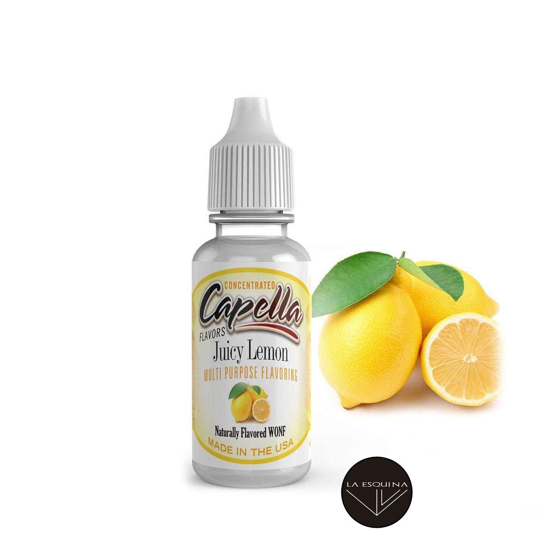 Aroma CAPELLA Juicy Lemon 13ml