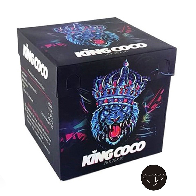 Carbones KING COCO 1 kg