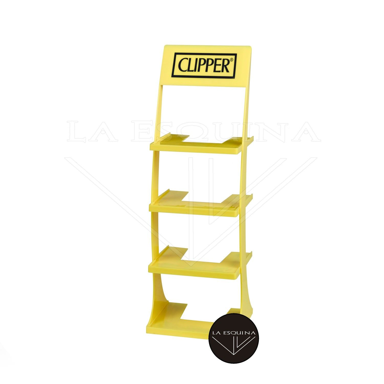 Expositor CLIPPER 4 Bandejas