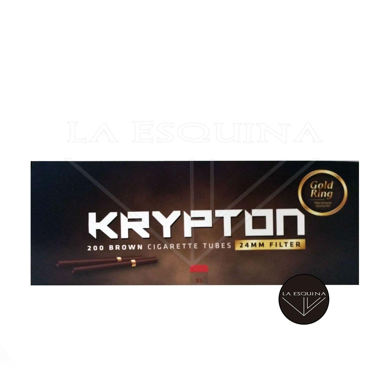 Tubos KRYPTON Brown Gold Ring 200