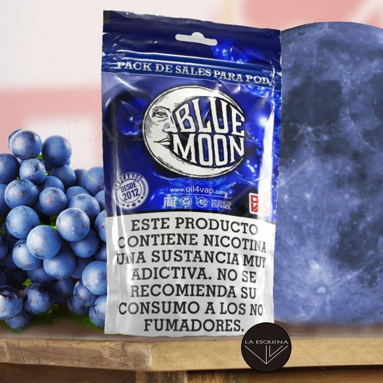 Pack de Sales OIL4VAP Blue Moon 30ml
