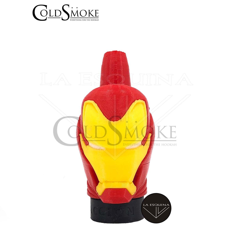 Boquilla 3D Iron Man