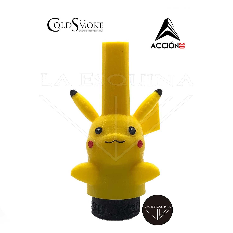 Boquilla 3D Muñeco Rayo