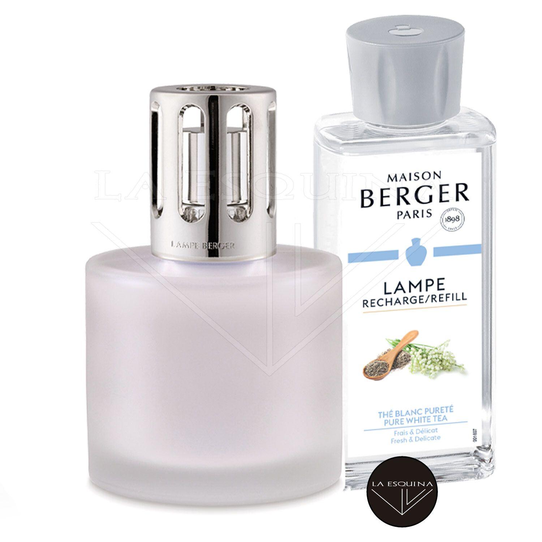 Lampe Berger Lámpara Pure White