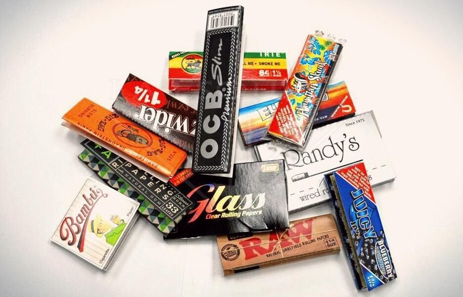 Papel de liar o papel de fumar