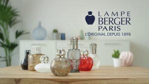 Artículo de información Lampe Berger Paris. Ambientador y lampara catalítica en un solo producto.