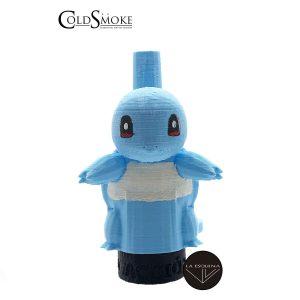 boquilla 3d Squirtle Muñeco Agua