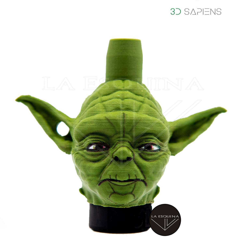 Boquilla 3D Yoda