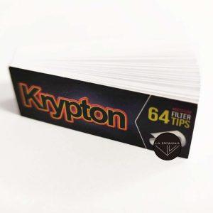 filtros krypton de carton