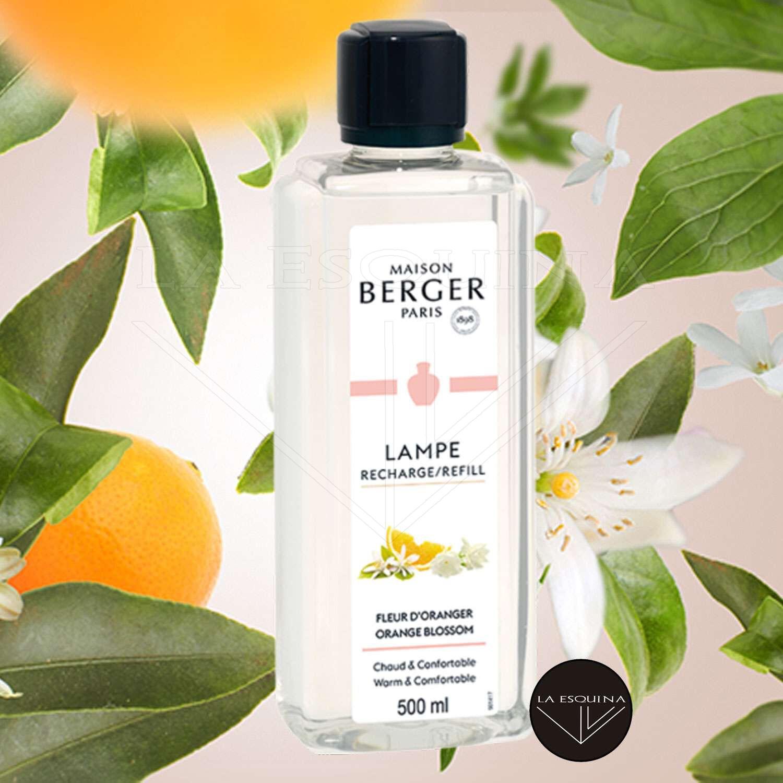 Parfum de Maison LAMPE BERGER Fleur D'Oranger 500 ml