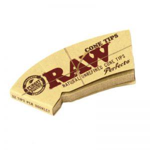 Boquillas de carton RAW cone Perfecto,para hacer tus conos facilmente