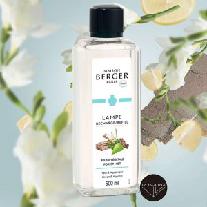 Recambio Lampe Berger Brume Végétale 500ml,aroma limon y pomelo