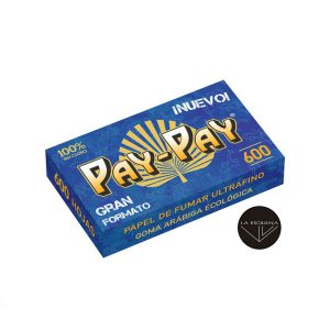 Papel de Liar Pay-Pay de 600 Libritos cortos de 70mm