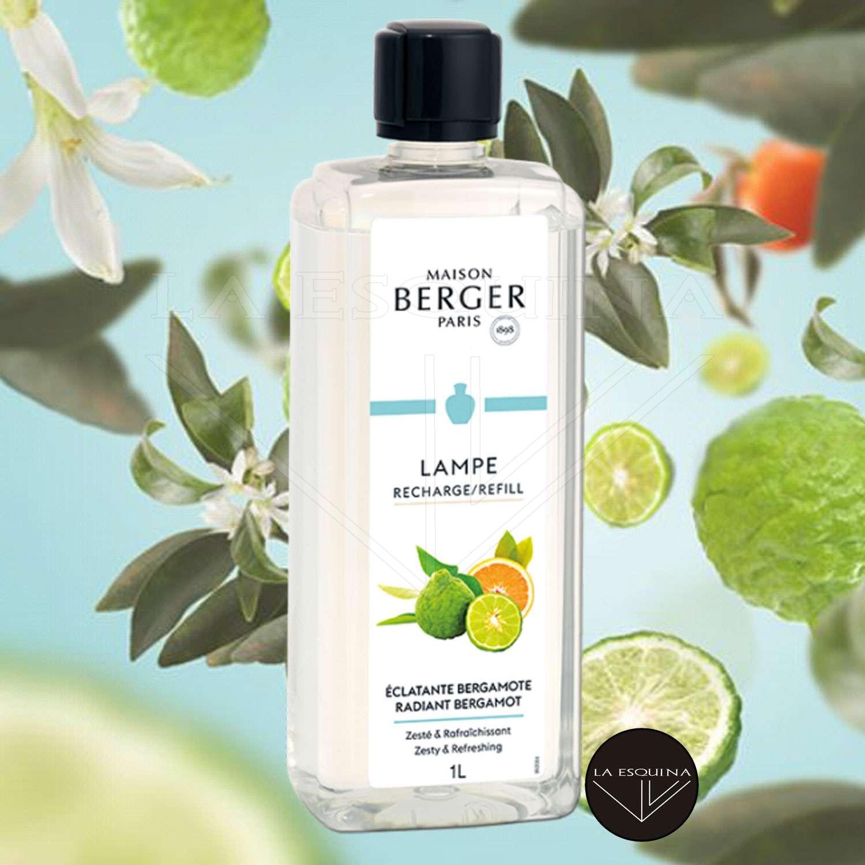 Parfum de Maison LAMPE BERGER Éclatante Bergamote 1L