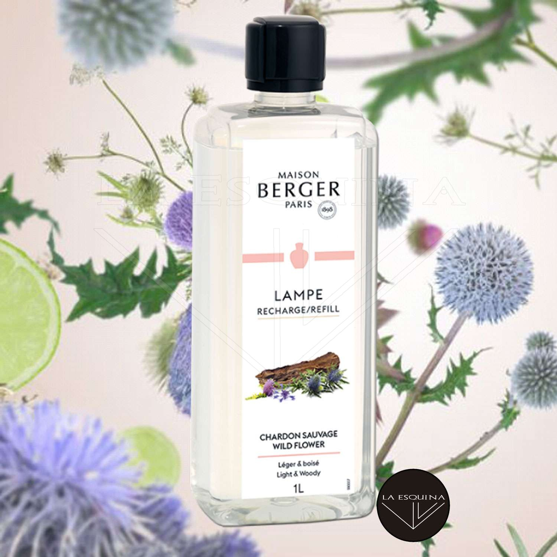 Parfum de Maison LAMPE BERGER Chardon Sauvage 1L