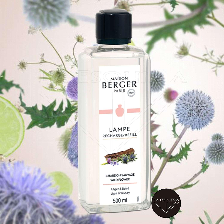 Parfum de Maison LAMPE BERGER Chardon Sauvage 500ml