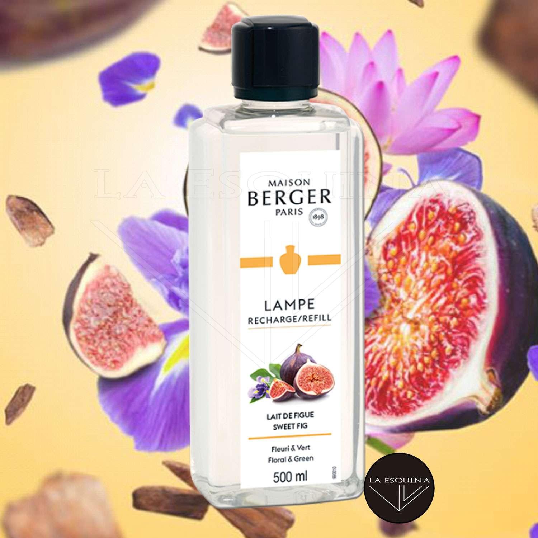 Parfum de Maison LAMPE BERGER Lait de Figue 500ml