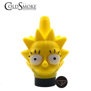 Boquilla 3D COLD SMOKE Lisa Simpson