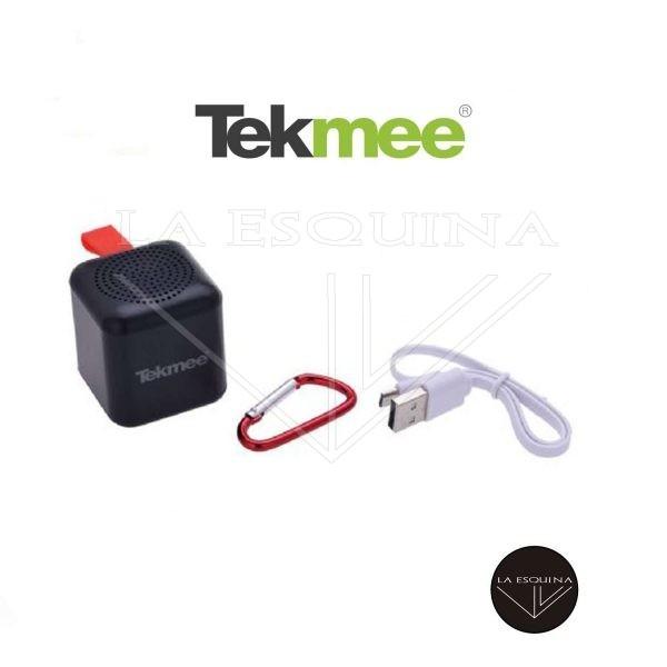 Altavoz TEKMEE Bluetooth