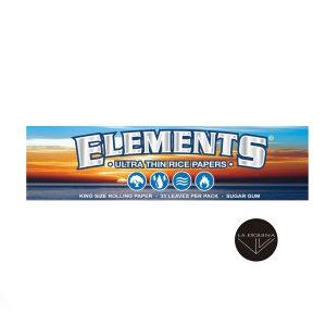 Papel de Liar ELEMENTS 110mm