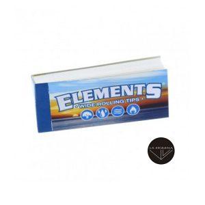 Filtros ELEMENTS de Cartón