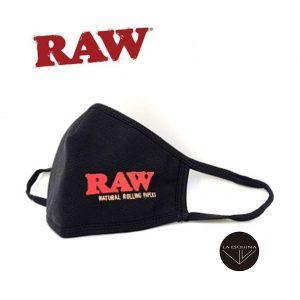 Mascarilla RAW Black
