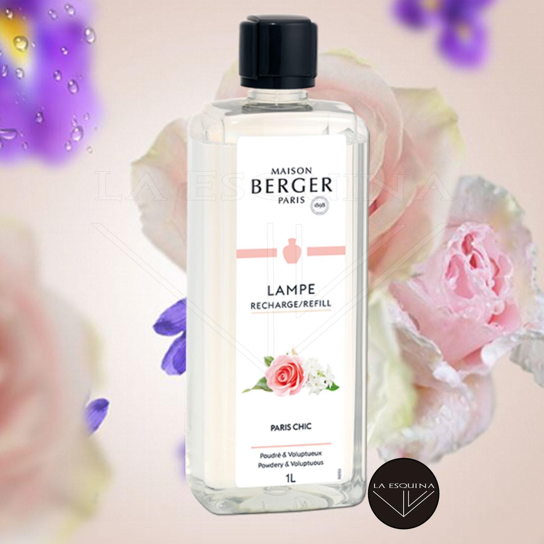 Parfum de Maison LAMPE BERGER Paris Chic 1L