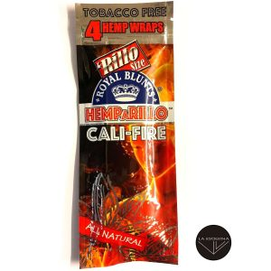 Papel HEMPARILLO Cali-Fire
