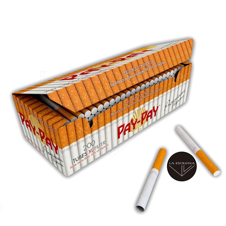 Tubos PAY-PAY 200 XL