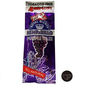 Papel HEMPARILLO Purple Haze