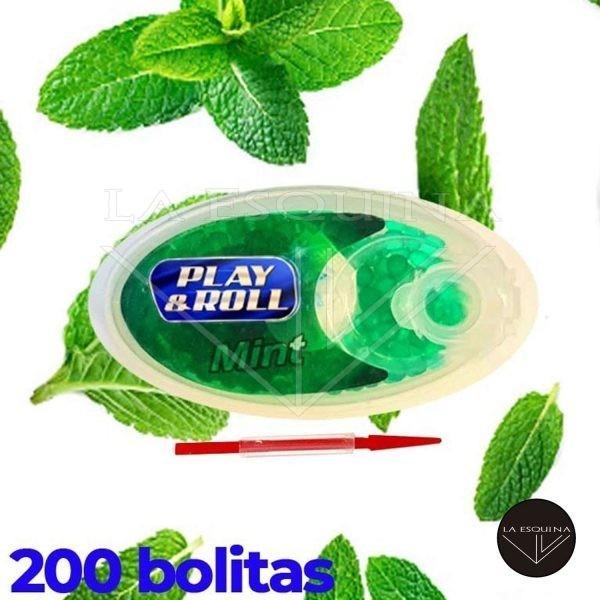 Cápsulas PLAY&ROLL Mint