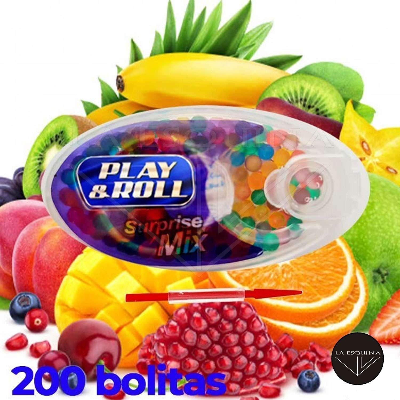 Cápsulas PLAY&ROLL Surprise Mix