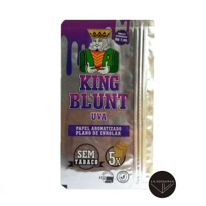 Papel KING BLUNT Grape