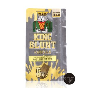 Papel KING BLUNT Vanilla