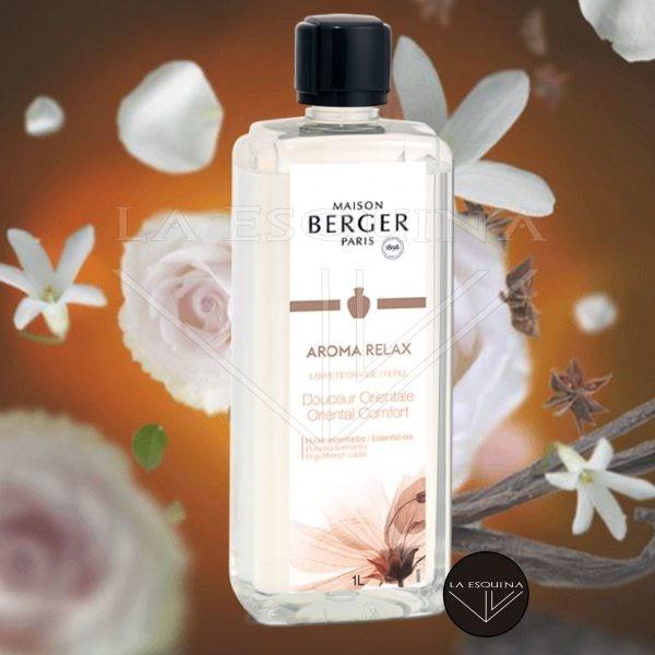 Parfum de Maison LAMPE BERGER Arome Relax 1L