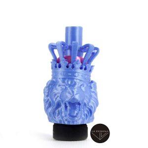 Boquilla 3D Leon Azul