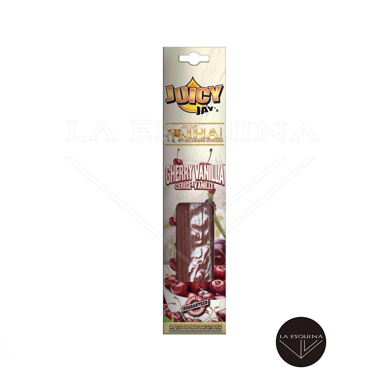 Incienso JUYCY JAY'S Cherry Vanilla