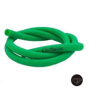 Manguera de Silicona COLDSMOKE Soft Touch Verde