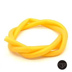 Manguera de Silicona COLDSMOKE Soft Touch Amarillo
