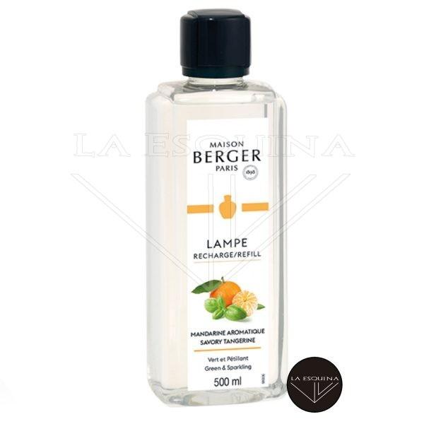 Parfum de Maison LAMPE BERGER Mandarine Aromatique 500ml