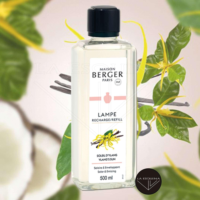 Parfum de Maison LAMPE BERGER Soleil d'Ylang 500ml