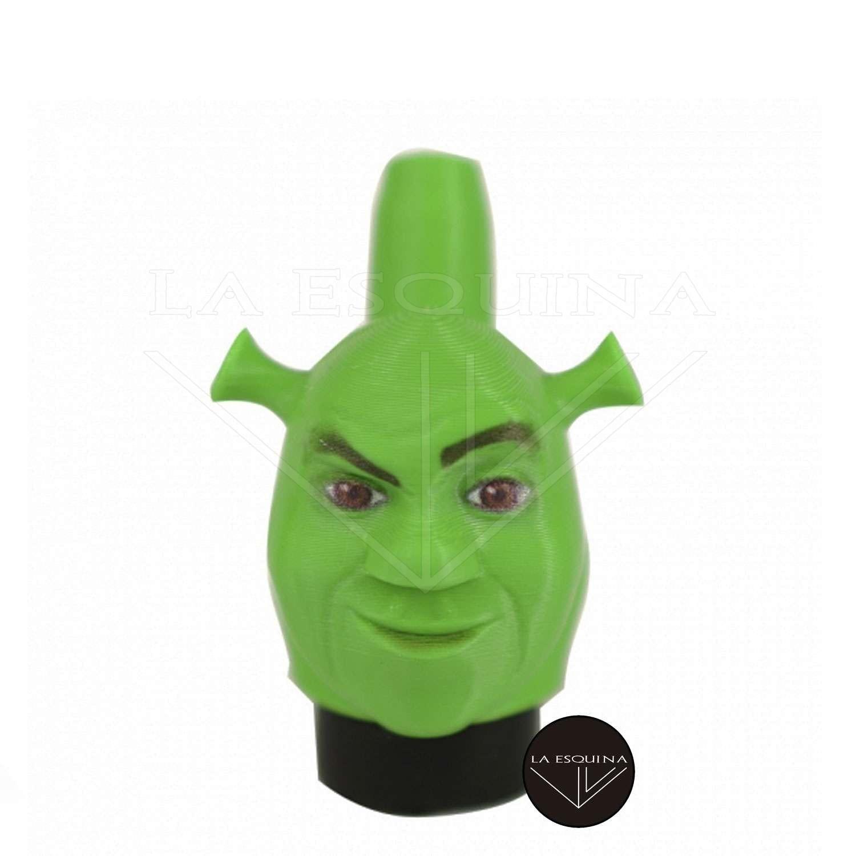 Boquilla 3D Accion Ogro